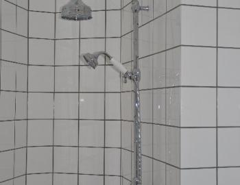 Badrum på Svanegatan i Lund