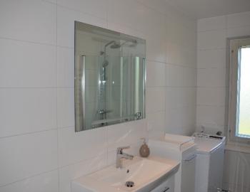 Nytt badrum hos Daniel i Lund