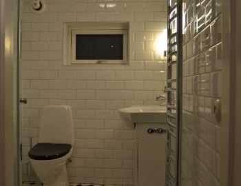 Vi renoverar badrum i Barsebäck