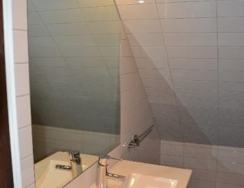 Vi renoverar badrum hos Peter i Lund