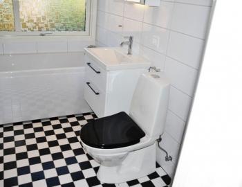 Vi renoverar badrum i Lund
