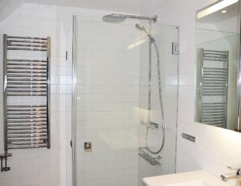 Vi renoverar badrum på Reallinjen i Lund